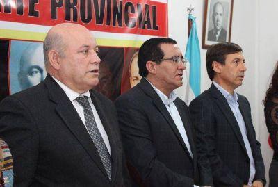 Asumi� Juan Carlos Amarilla en la conducci�n del Comit� Provincial de la UnI�n C�vica Radical