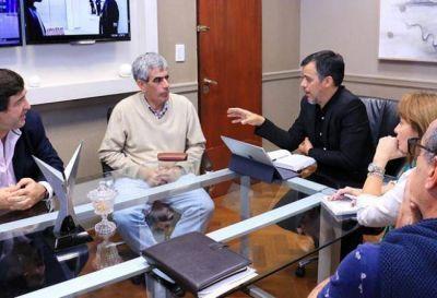 Inter�s de inversores internacionales en obras viales para el desarrollo del Chaco