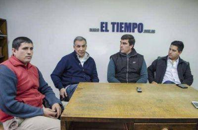 Se reunió de la Mesa de los Trabajadores de Azul