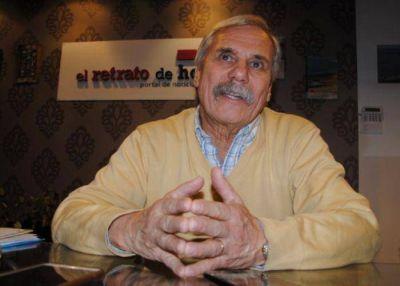 """Daniel Rodríguez: """"El intendente Arroyo se convirtió en un gerente de la ciudad"""""""