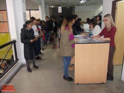 Comenzó la convocatoria para sumarse al SAME Quilmes