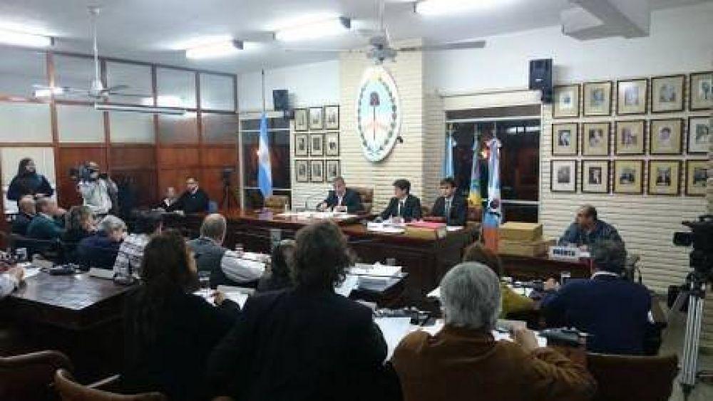 Trenque Lauquen: aprobaron por unanimidad el presupuesto, y por mayoría la Ordenanza Impositiva