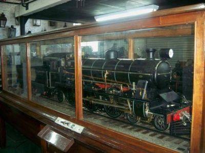 Llega a Tucumán una muestra del Museo Nacional Ferroviario