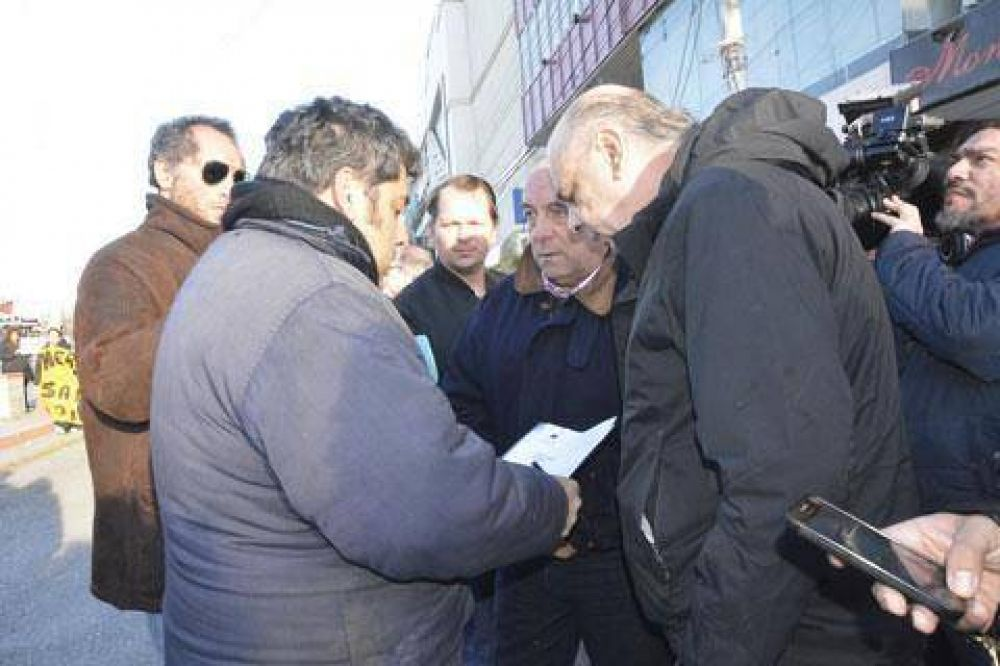 Giubetich confía en que el acuerdo con el SOEM llegue prontamente