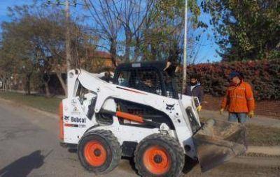 """Catriel: Programa """"Ciudad Limpia Entre Todos"""""""