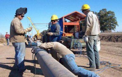 Gasoducto del NEA: Avanzan los ramales de aproximación en el tramo Las Breñas - Avia Terai