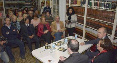 Canteros expresó su deseo de un próximo gobierno peronista