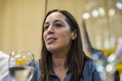ESTE MARTES LLEGA A AZUL LA GOBERNADORA DE LA PROVINCIA