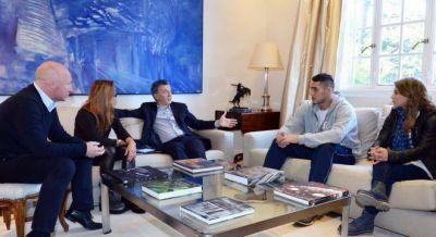 Macri armó una mesa con Mac Allister y el jefe de la Side para tratar de ordenar la AFA