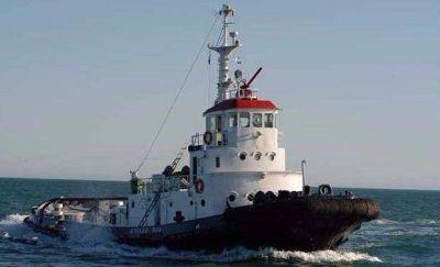 El puerto de Mar del Plata suma un nuevo remolcador