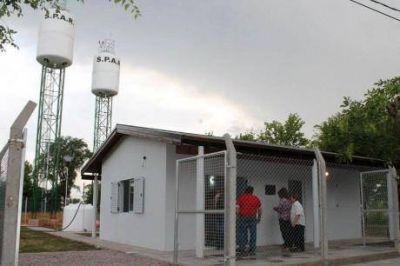 El gobierno de Lincoln gestiona la reactivación de la obra de agua potable en Carlos Salas