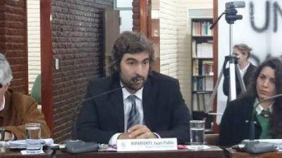 """""""La tasa correspondiente a agua venía muy postergada"""", señaló Juan Pablo Ripamonti"""