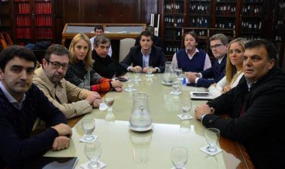 Formaron una Comisión Bicameral para el Seguimiento de Obras en La Plata