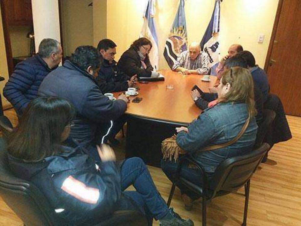 Municipales analizarán la oferta en asamblea e irán a paritaria