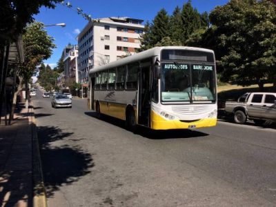 Una sola empresa interesada en prestar el servicio de transporte en Bariloche