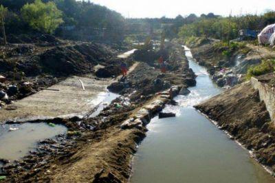 Llegar�an fondos para construir jardines y canalizar arroyos