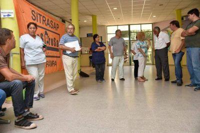 El Sitrasap va a la Justicia: recategorizaciones, devolución de días de paro y liquidaciones