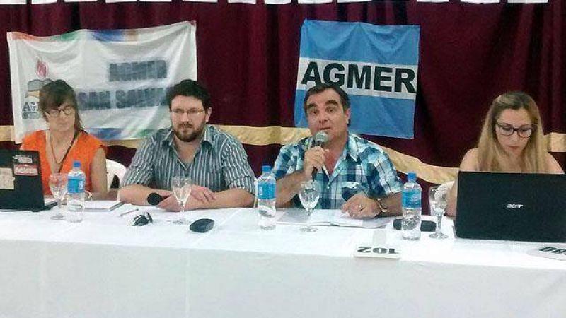 Agmer re�ne a sus secretarios generales y aguarda convocatoria oficial