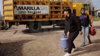 Contin�a el expendio de garrafas a precio diferencial en la Ciudad