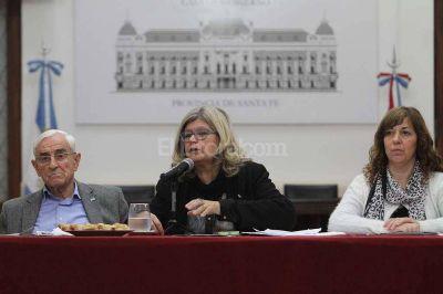 Balagué abrió el debate por la ley provincial de educación