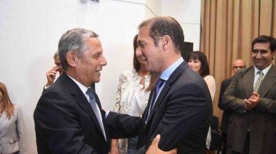 Tenso clima en la previa de la cumbre Pechi-Gutiérrez