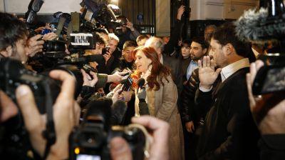 La segunda vuelta de Cristina Elisabet Kirchner, s�lo para leales