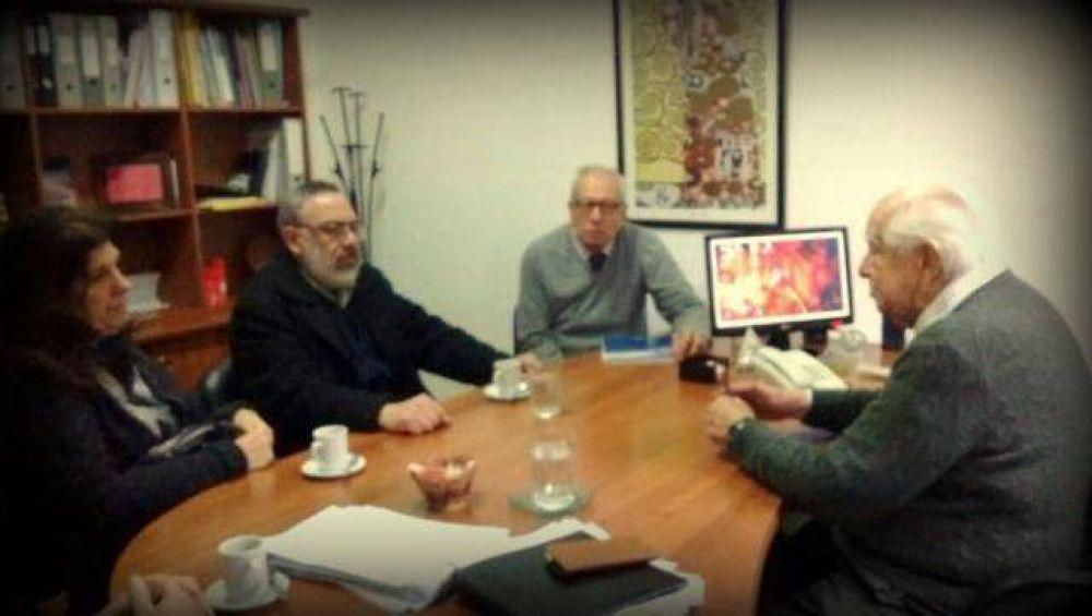La CTA regional dialogó con el Defensor del Pueblo para avanzar contra los tarifazos
