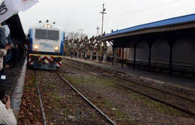 Olavarr�a con un solo tren de pasajeros semanal