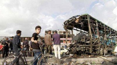 Siria; el Papa: ��Algunos pa�ses hablan de paz, pero suministran armas!�