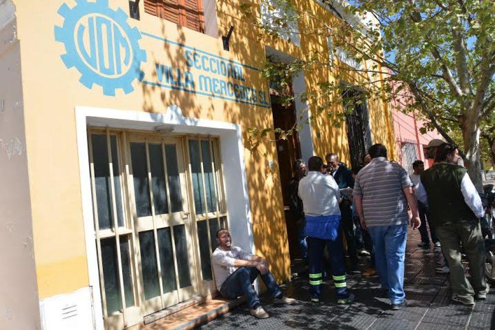 La UOM advierte que hay más fábricas que evalúan cerrar en la provincia