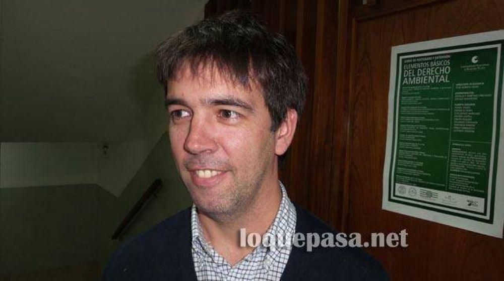 """""""Nos falta mayor articulación dentro del Frente Cambiemos"""""""