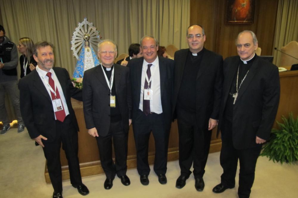 Scholas: En el Vaticano creen que la denuncia es parte de una campaña para dañar al Papa