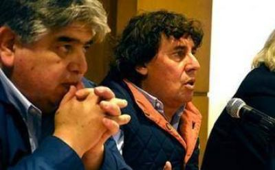 ATE desconoce el liderazgo de Micheli y hay peligro de quiebre en la CTA Aut�noma