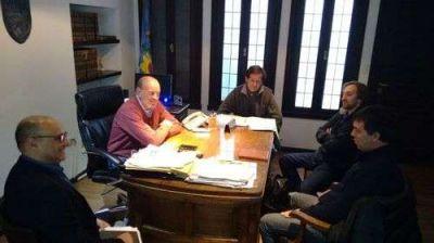 Reino abordó con funcionarios de Nación y Provincia emergencia habitacional