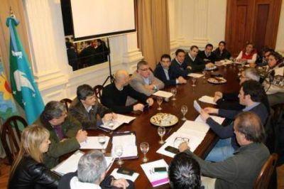 Reunión en Bragado: sigue existiendo el CODENOBA y buscan revitalizarlo