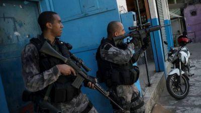 A un mes del comienzo de los Juegos, hay en Río casi 320 robos por día