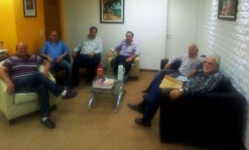 El Ministro del Agro recibió a representantes de COFRA Y APTM