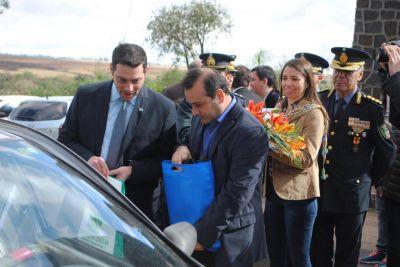 """Comenzó el 76º operativo Cataratas bajo el lema """"Viajá Seguro"""""""