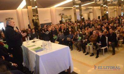 Con la premisa de una alianza social, 16 partidos pol�ticos ratifican pertenencia a ECO