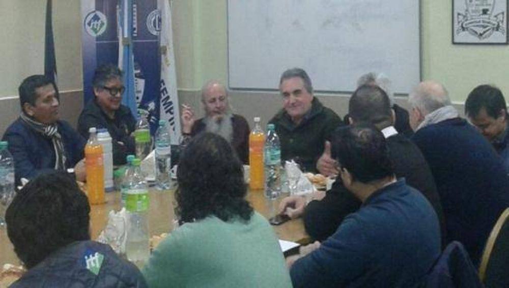 La FEMPINRA se reunió de cara al Congreso de la CGT del 22 de agosto