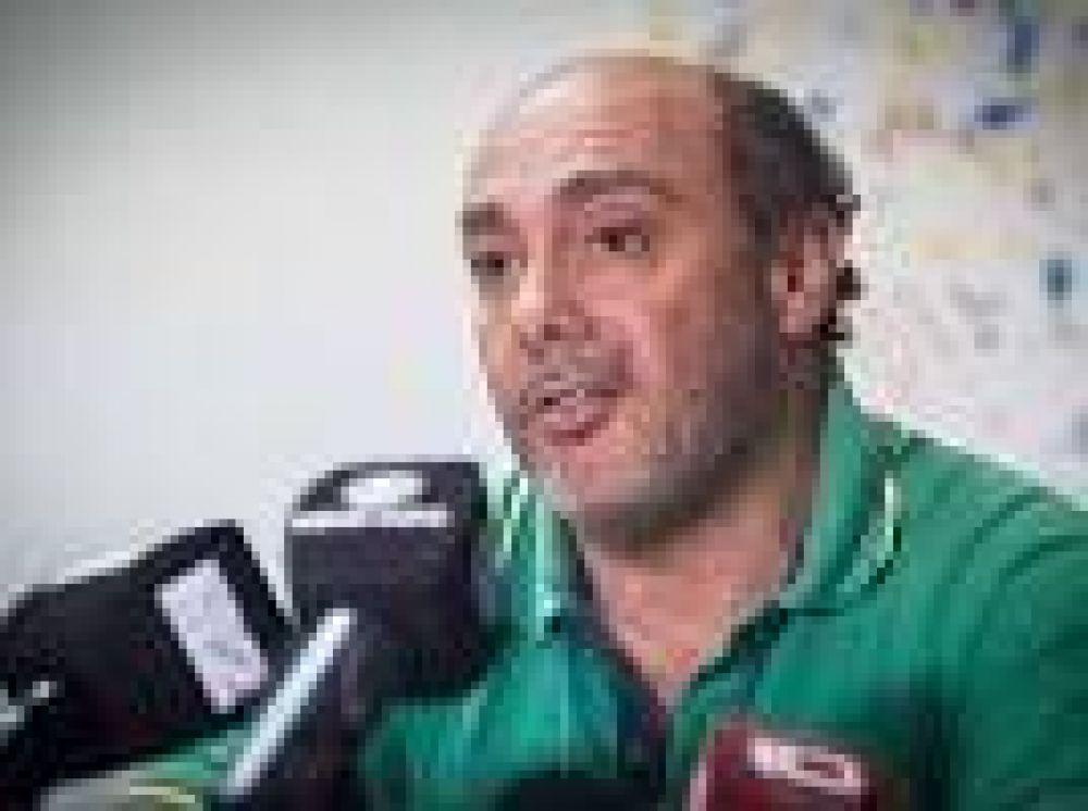 Vicente estimó que el pago del aguinaldo a los municipales será el 15 de julio