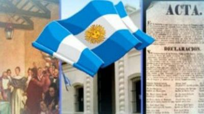 200 Años de la Independencia Argentina