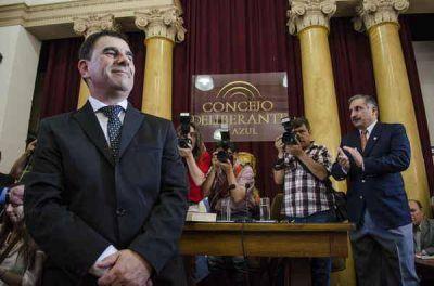 Repercusiones de la decisión de Hernán Bertellys en el Concejo