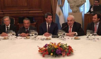 San Juan, promovido como polo de inversiones en la Bolsa de Buenos Aires