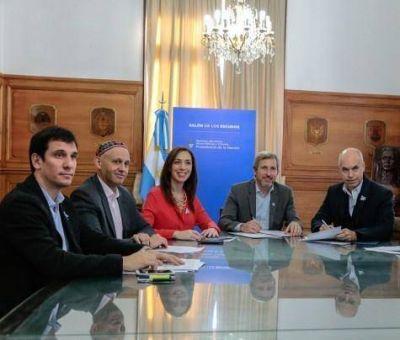 Riachuelo: Provincia y CABA firmaron relocalización de familias