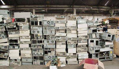 Lanzan plan para reciclar artefactos el�ctr�nicos