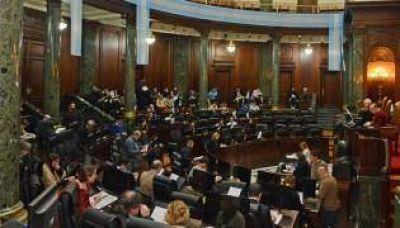 La Legislatura homenajea el Bicentenario