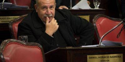 Senador Barrera sobre el Acuerdo Naci�n-Provincias: �ojala que la gesti�n tenga �xito�