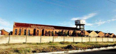 Crece el rumor sobre la instalación de un gran supermercado en los talleres ferroviarios de Los Hornos