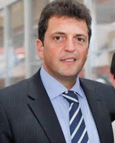 Sergio Massa ratificará el alineamiento del intendente de Pinto con el Frente Renovador
